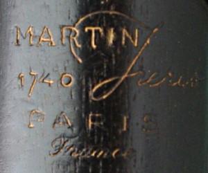 Martin Freres 20th Century Logo