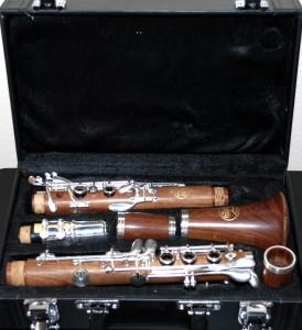 Model B44 Clarinet