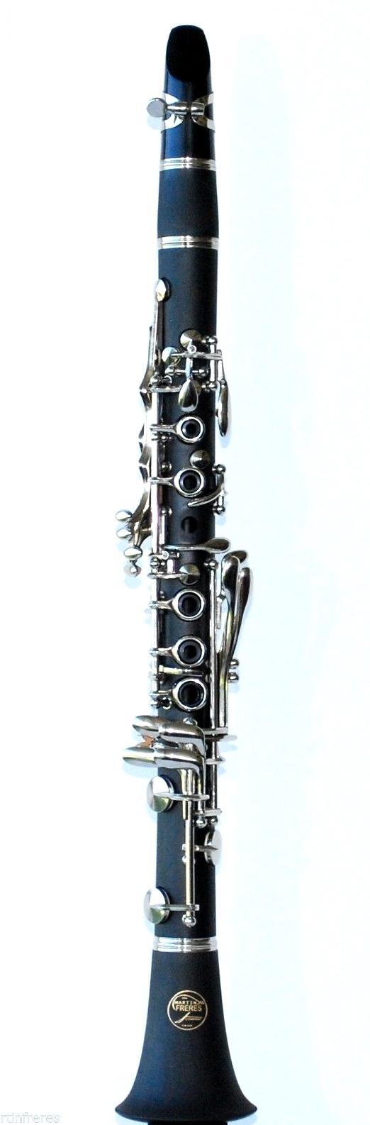 Martin Freres E-34 Sopranino Eb Clarinet