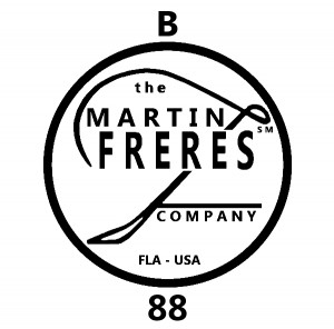 Martin Freres Bb Clarinet Model B-88 Logo